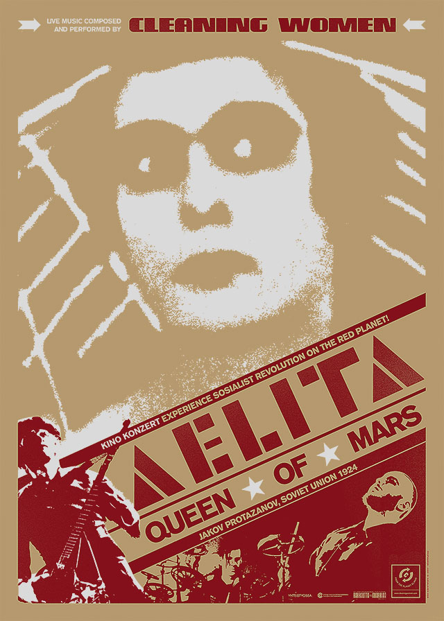 Cleaning Women - Aelita poster